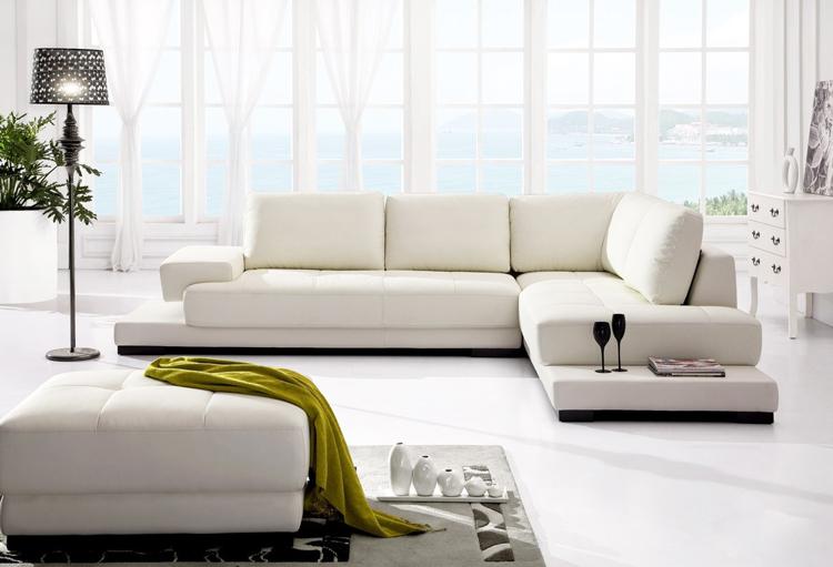 Lựa chọn bọc ghế sofa sáng màu cho không gian của ngôi nhà bạn thêm tươi mới
