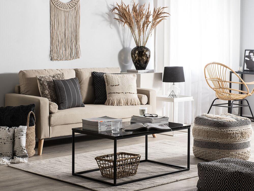 Lựa chọn cho chiếc sofa màu be của bạn những màu sắc phù hợp với nó