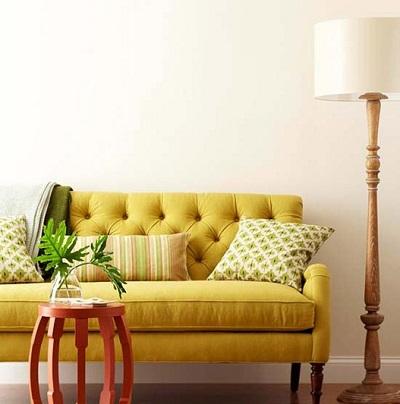 Lựa chọn màu ghế sofa đem lại may mắn theo mệnh chủ nhà