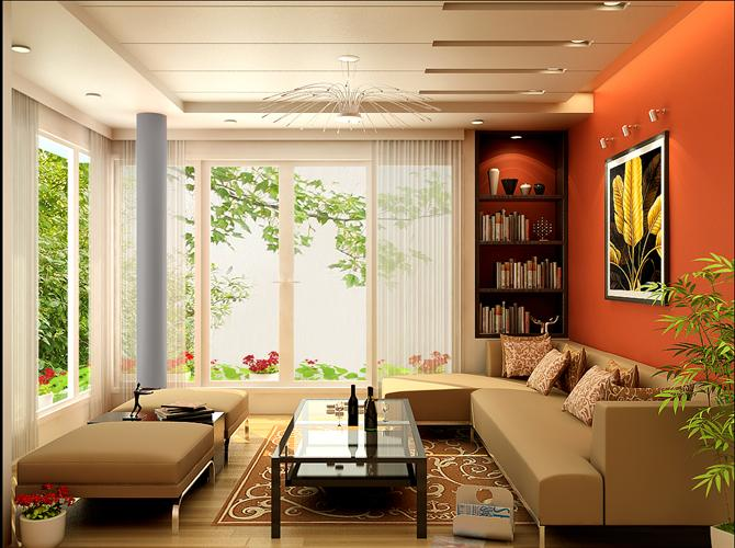 Mách bạn cách bố trí Sofa trong phòng khách