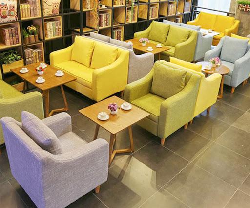 Mách bạn những lưu ý khi lựa chọn sofa cho quán cafe