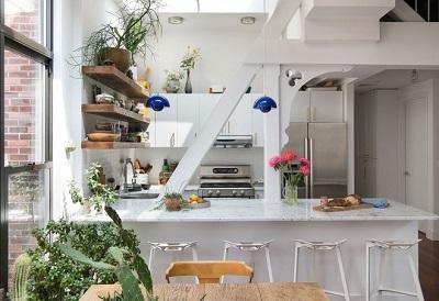Mách khéo bạn những mẫu sofa bếp thời thượng cho gia đình thân yêu của mình