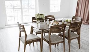 Mẫu bàn ăn gia đình khiến bạn choáng ngợp