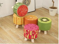 Mẫu ghế sofa trái cây bổ sung vitamin cho gian nhà thêm sống động