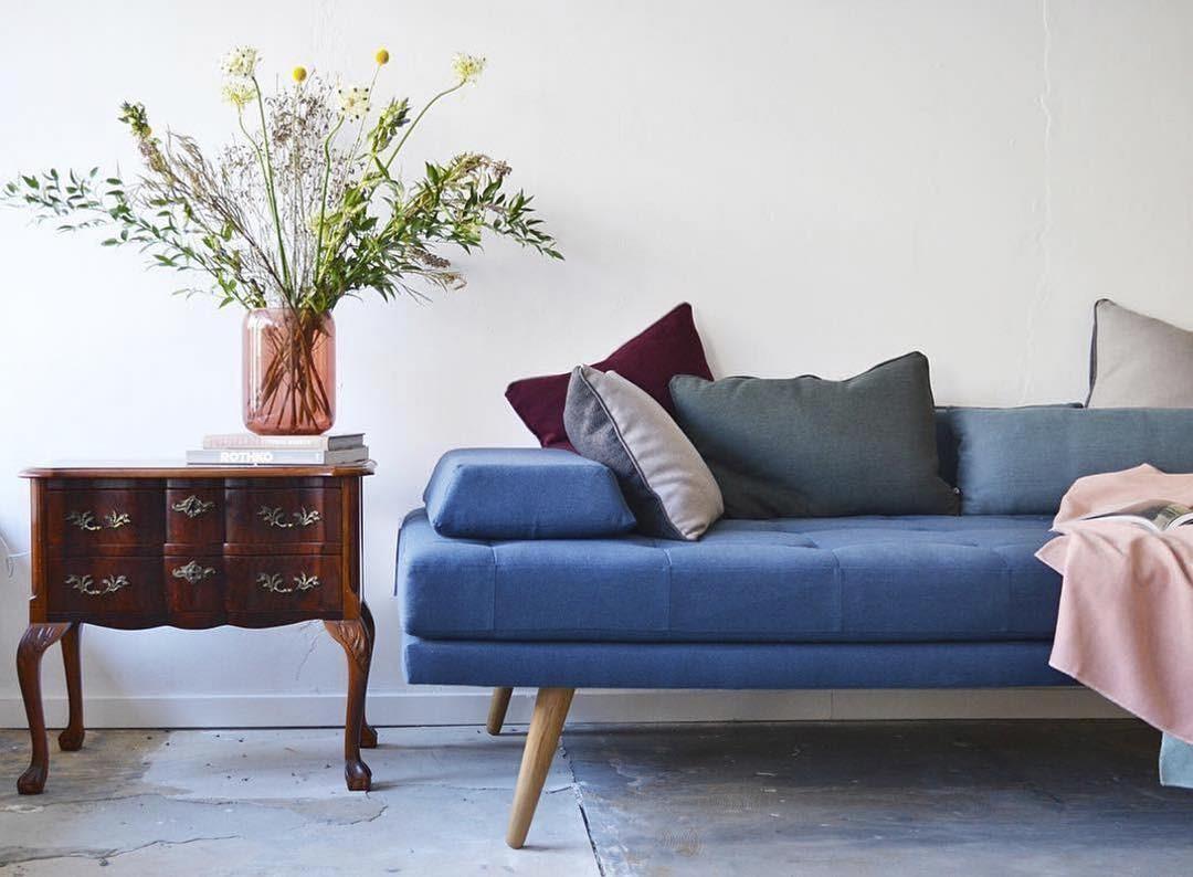 Màu sắc sofa phù hợp với nội thất phòng khách - Phần 1