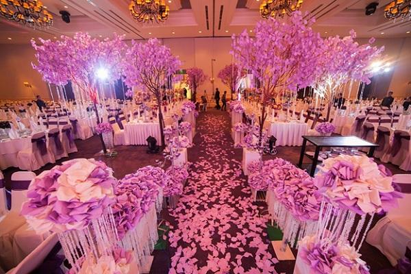 Mẹo vặt cho một đám cưới vừa sang trọng vừa tiết kiệm