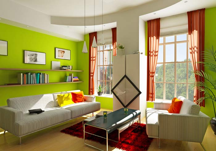 Một vài lỗi phổ biến trong quá trình trang trí nhà và giải pháp khắc phục