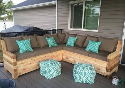 Nên chọn loại đệm ghế gỗ nào