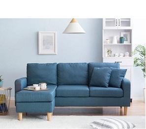 Nên đầu tư kỹ càng cho ghế sofa sẽ khiến căn hộ nhà bạn trở nên ấn tượng đẹp mắt hơn