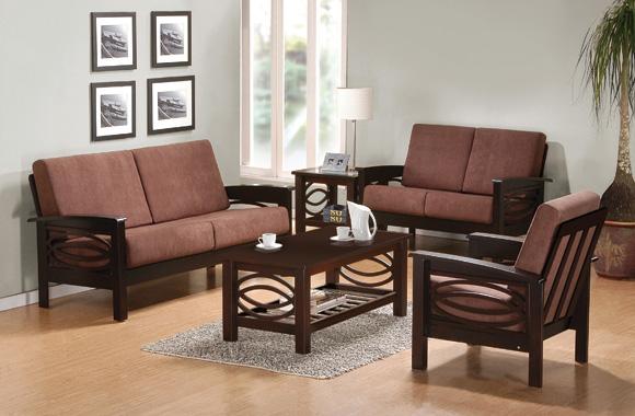 Nên mua ghế sofa gỗ hay nệm