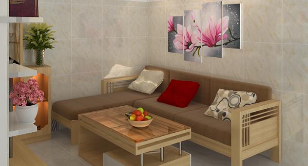 Nên sắm cho phòng khách gia đình dòng sofa nào đón tết Kỷ Hợi là phù hợp nhất