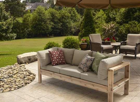 Những lưu ý cho bạn khi làm đệm ghế sofa gỗ phòng khách