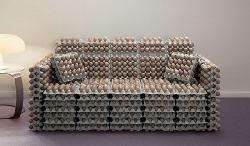 Những mẫu ghế sofa mang ý tưởng kì lạ đến kinh ngạc
