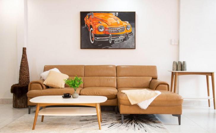 Những màu sắc ghế sofa phù hợp với mùa thu