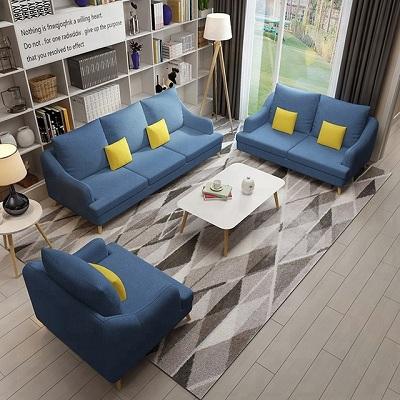 Những mẫu sofa độc đáo và Top vải bọc đệm ghế sofa được ưa chuộng nhất tại VNCCO