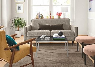 Những tip để chọn mẫu ghế sofa nào cho phòng khách nhỏ