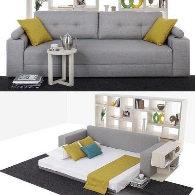 Những tuyệt chiêu lựa chọn mẫu sofa nhỏ nhắn cho gian phòng ngủ tinh xảo, lộng lẫy