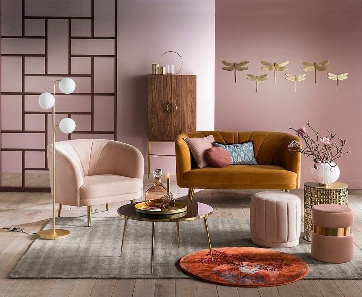 Những ý tưởng bày trí sofa đơn đẹp mắt dành cho phòng khách