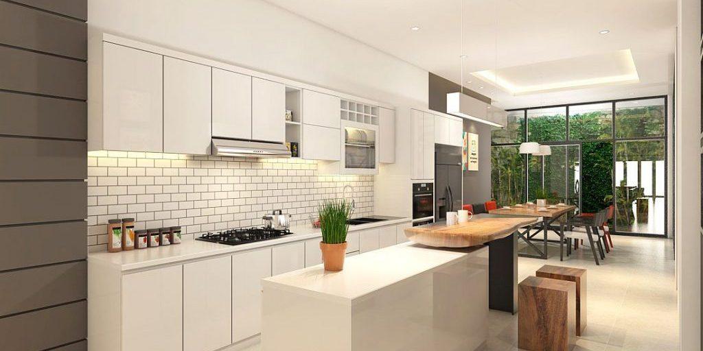 Những yếu tố bạn cần biết khi thiết kế phòng bếp cho không gian gia đình