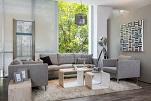 Những nội thất phòng khách ấm cúng sang trọng