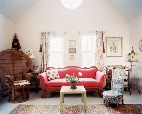 Nội thất phòng khách theo phong cách Châu Âu được ưa chuộng