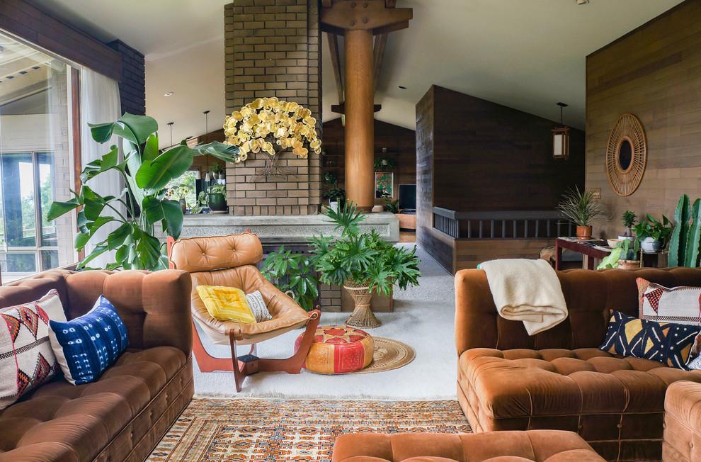Phong cách Boho-chic với ghế sofa của bạn