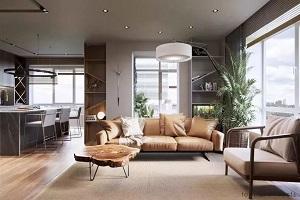 Phòng khách chỉ đẹp khi chọn đúng sofa