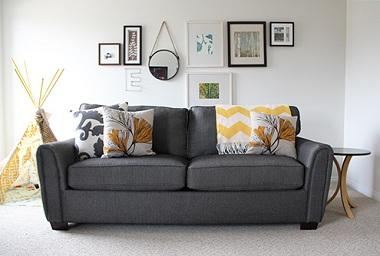 Phong thủy đặt bộ sofa rước vận khí vào nhà