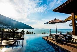 Resort sang chảnh được giới