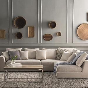 Sofa đệm gỗ vẫn luôn được yêu thích và săn đón vì mẫu mã hiện đại