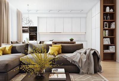 Sofa gia đình và những điều cấm kỵ trong cách thức bày trí bộ sofa căn phòng
