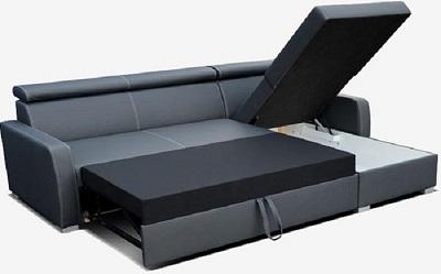Sofa giường ngủ hiện đại chiếm trọn tình cảm quý khách hàng