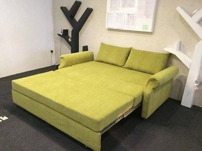Sofa giường vẫn là sản phẩm  đang được ưa chuộng nhất ở các thế hệ gia đình trẻ ngày nay