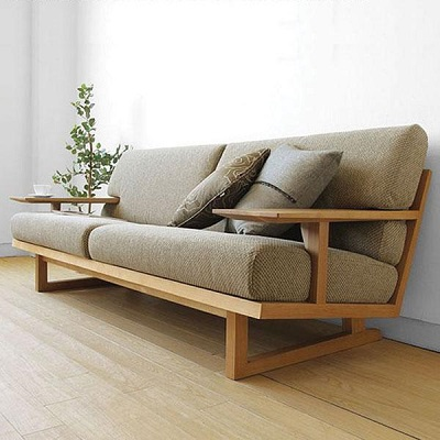 Sofa gỗ và nên chọn vải bọc sofa gỗ hiện đại nhất như thế nào?