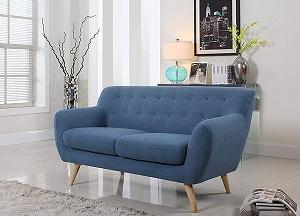 Sofa màu xanh dương-Mang làn gió mới cho ngôi nhà
