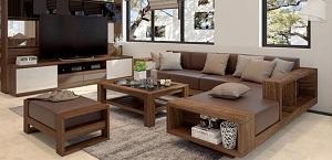 Sự độc đáo riêng biệt của hai dòng sofa gỗ và sofa da bạn nên biết