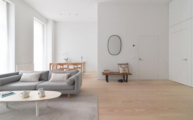 Sự kết hợp nội thất nhà đơn giản cùng sofa