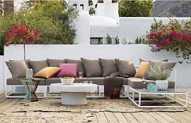 Tận Hưởng Giây Phút Thư Giãn Với Những Bộ Ghế Sofa Ngoài Trời Độc Đáo