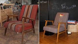 Tân Trang Lại Ghế Sofa Cũ-Một Ý Tưởng Không Tồi
