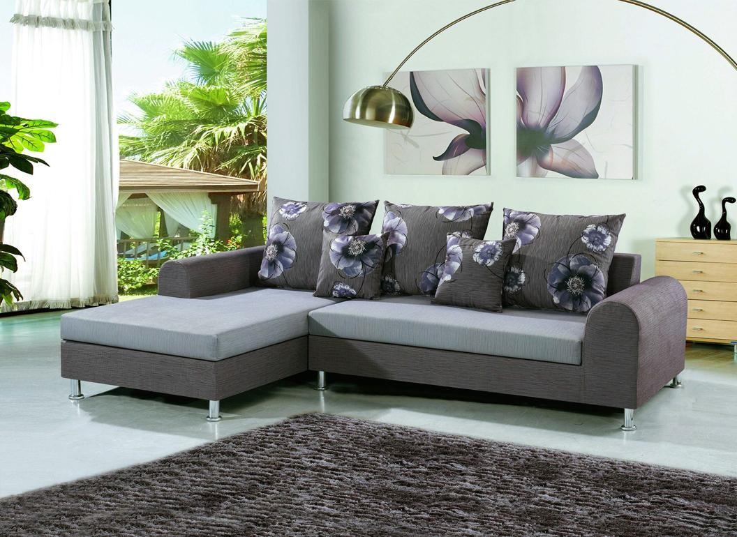 Tạo không gian phòng khách hiện đại hoàn hảo với bọc ghế sofa nỉ