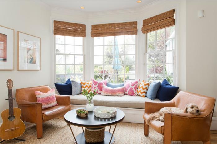 Thiết kế ghế nằm bên cửa sổ - Xu hướng kiến trúc đầy tính sáng tạo