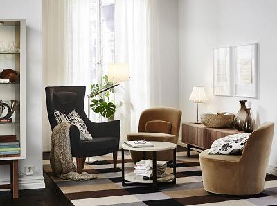 Thổi hồn cho căn nhà bằng bộ sofa độc đáo