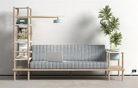 Tiết Kiệm Không Gian Phòng Khách Với Xu Hướng Sofa Đa Chức Năng Đầy Thú Vị (Phần 1)