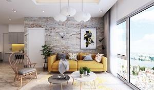 Tìm hiểu xu hướng trang trí phòng khách ấn tượng