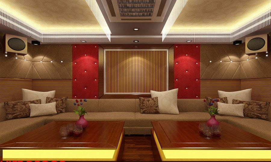 Tinh tế hoàn hảo với sự lựa chọn cho bọc ghế sofa karaoke của bạn