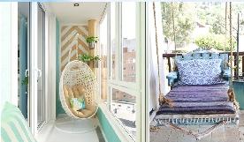 Tổng hợp 10 ý tưởng trang trí cho nhà có ban công nhỏ