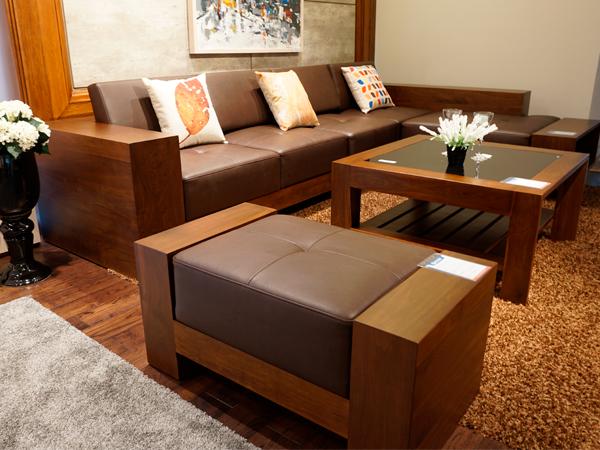 Tổng hợp các mẫu đệm ghế gỗ phòng khách được ưa chuộng