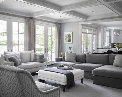 Top 10 kiểu dáng sofa thông dụng nhất hiện nay