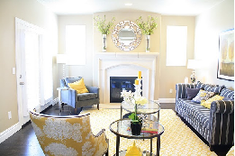 Top 7 bộ ghế sofa họa tiết kẻ sọc dẫn đầu xu hướng mùa hè năm nay