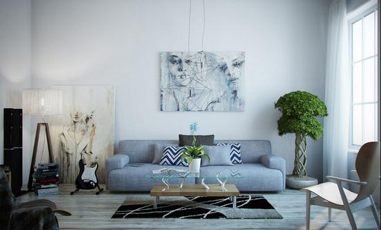 Top mẫu sofa mini và cực chất cho những gian phòng nhỏ nhắn